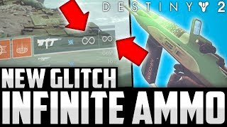 Destiny 2 Beta: INSANE INFINITE AMMO GLITCH! (VERY EASY - Full Guide / Tutorial)