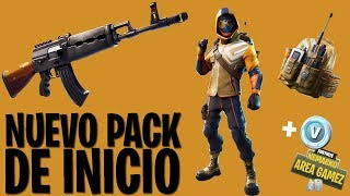 NEW SKIN SUMMIT STRIKER ? NEW WEAPON AVAILABLE / FORTNITE CHILE BATTLE ROYALE 2018