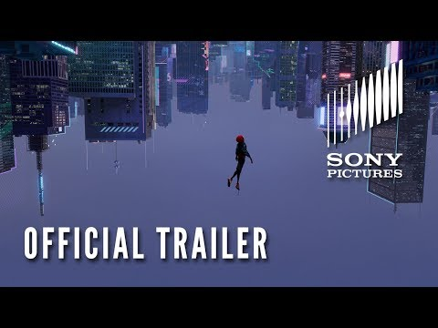 Spider-Man: Into The Spider-Verse Trailer Released
