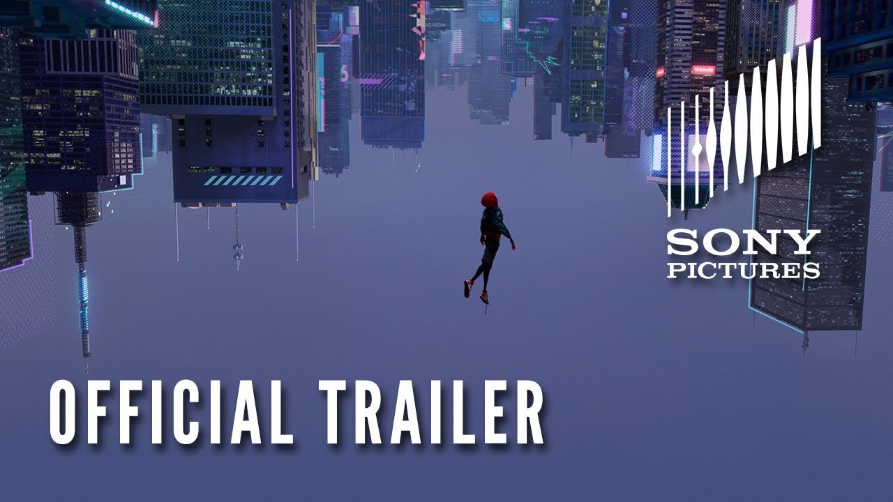 SPIDER-MAN: INTO THE SPIDER-VERSE - Official Teaser Trailer HD 4K