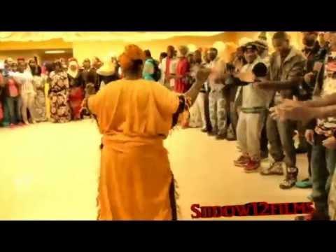 SOMALI BANTU MURJAN AND GENI WEDDING