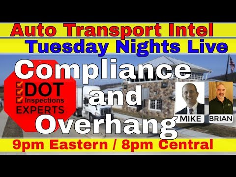 DOT Carrier Compliance FHWA Auto Transporter Overhang Law OOIDA Review