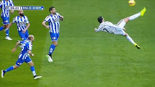 Cristiano Ronaldo ''Impossible is Nothing'' ► Genius Bicycle Kicks