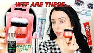 WEIRD NEW PRODUCTS AT ULTA! FIRST IMPRESSIONS....