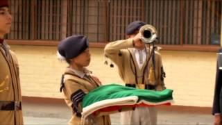 Protocolo de honores a la Bandera segun la SEGOB modulo 6