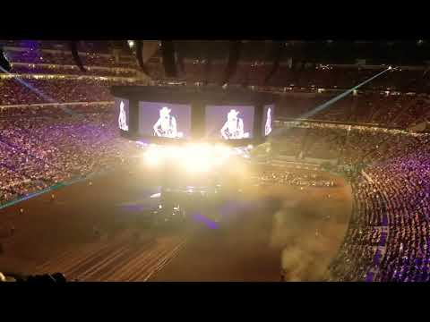 Jason Aldean  Any Ol Barstool@2018 Houston Rodeo Houston, TX
