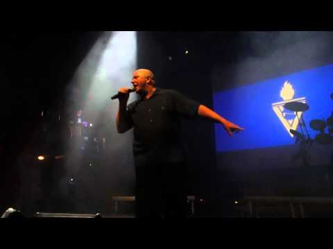 VNV NATION - Beloved (Live @ Fuzz Club, 8-1-2016 Athens-Greece).
