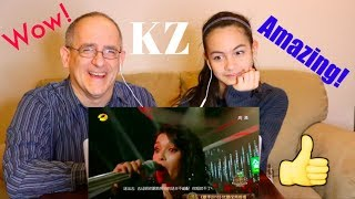 KZ Tandingan - Rolling In The Deep | JESSIE J | The Singer 2018 | REACTION