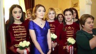 Свадьба Темирлана и Джамили Байкуловых. Трейлер от 12 февраля 2016 года