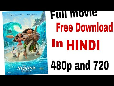 How to download moana full movie in Hindi