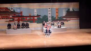 谷地鬼剣舞 「カニムクリ」