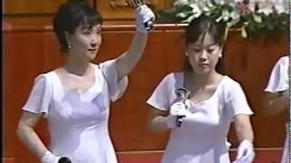 광림 핸드벨콰이어 창단 1주년 기념 연주회 - 2004…