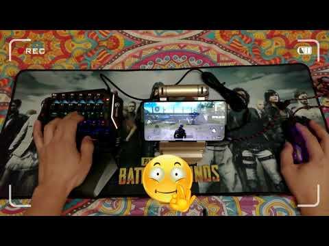GameSir X1 BattleDock (Pubg Mobile No BAN No ROOT Needed)
