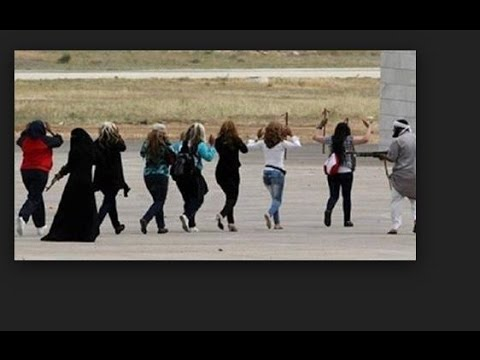 heartbreaking , ISIS Slavery girls market , please share & expose the truth