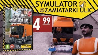 Symulator zamiatarki ulic (POKA GNIOTA #2)