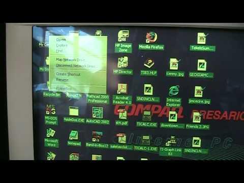 1999 Compaq Presario 5304 running Windows 98
