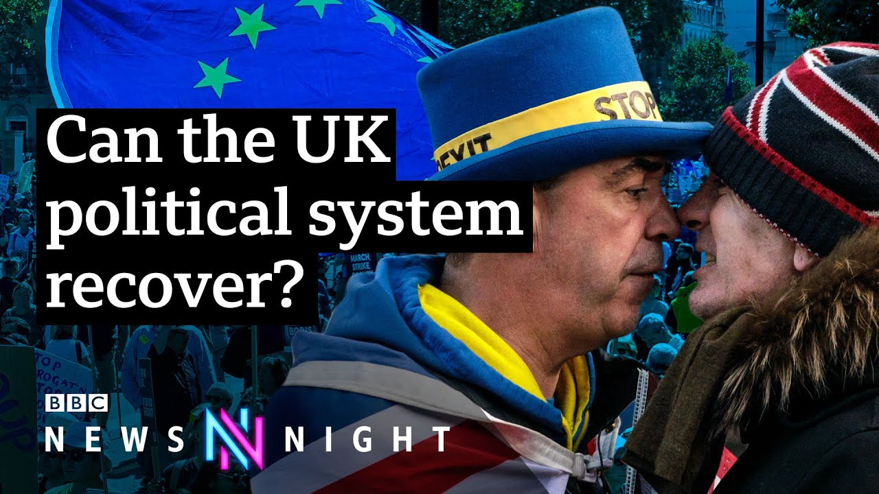 Post-Brexit Britain and the reality of politics - BBC Newsnight