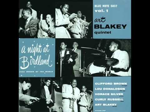 Art Blakey Quintet at Birdland - Split Kick