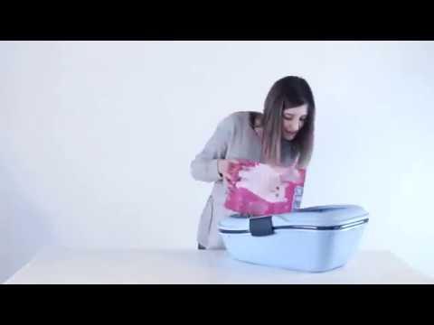 Trixie cassetta igienica Berto lettiera per gatto con setaccio