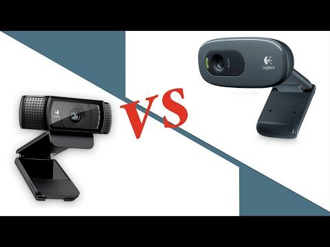 Сравнение Logitech C920 vs C270 или выбор веб-камеры