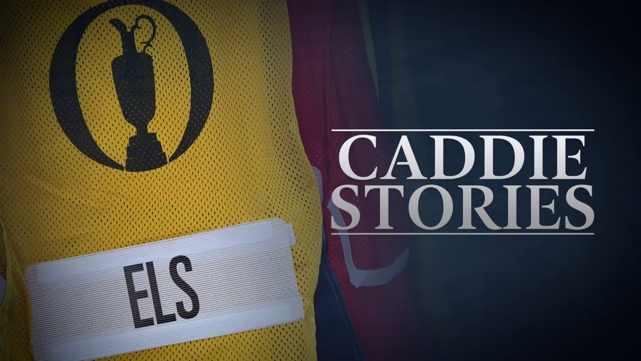 Caddying Ernie Els through a storm at Muirfield | Caddie Stories w/ Ricci Roberts