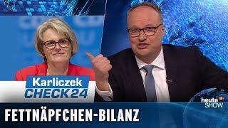 Bildungsministerin Karliczek: Ein Jahr Schnupperpraktikum ist rum