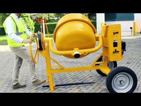 Mezcladora de Concreto Sirl 1.5 sacos con amortiguación thumbnail