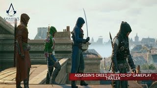 Assassin's Creed Unity Co-Op Gameplay Trailer [EUROPE]