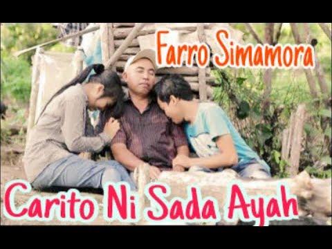 Lagu Tapsel Terbaru 2018 CARITO NI SADA AYAH.  Voc. Farro Simamora by. Namiro Production