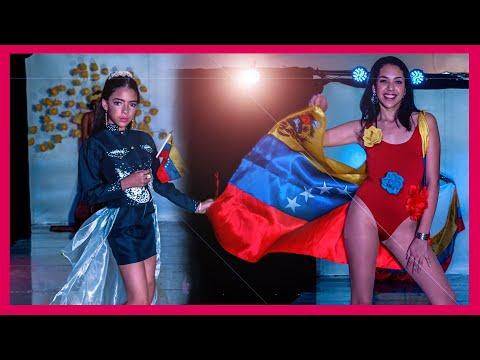 PROUD Models on Nationalist Venezuelan RUNWAY - CDM February 2019 ▶10:20
