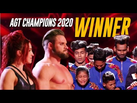 V. Unbeatable Is Who Won 'AGT: The Champions' 2020 and ...