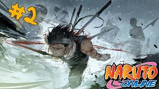 Naruto Online #2 - Забуза. КОНЕЦ ВТОРОЙ ГЛАВЫ
