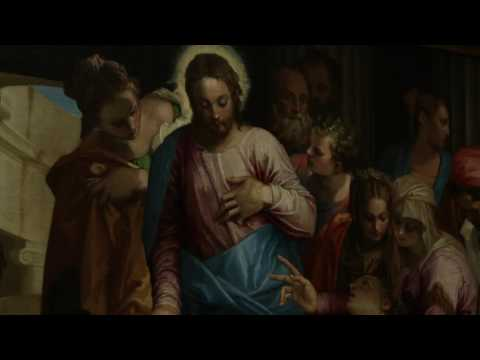 Jesus - National Gallery of London - June 2016