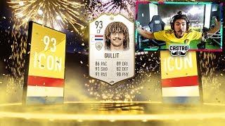 I PACKED 93 PRIME GULLIT!! OMGGGGGG!! FIFA 19
