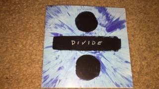 Unboxing Ed Sheeran - Divide (÷)