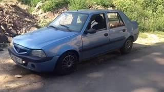 Dacia Solenza 2004 обзор авто Дача Соленза