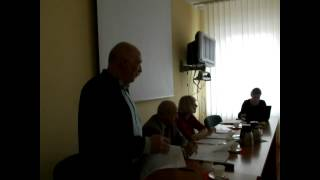 Jeziorany, posiedzenie komisji, 28 października    sprzedaż nieruchomości