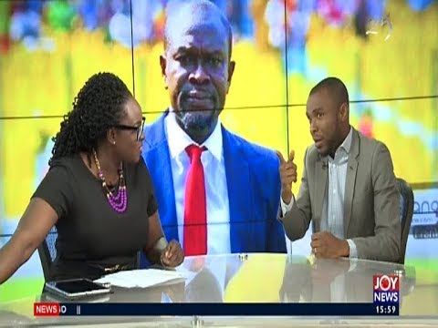 C.K Akonnor To Be Appointed As New Black Stars' Coach - The Pulse On JoyNews (14-1-20)