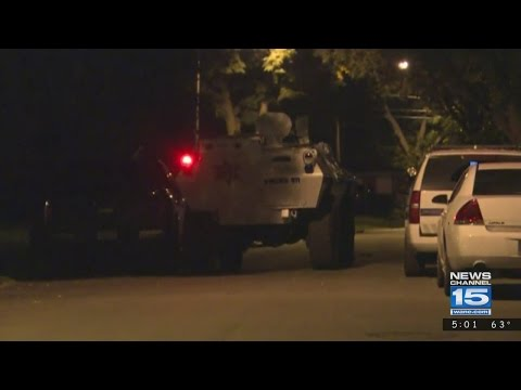 Hostage situation ends in police action shooting