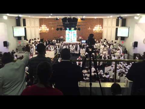 Praise Break - Celebration of Life for Pastor Adam Thoroughgood - New Jerusalem COGIC - VA #2