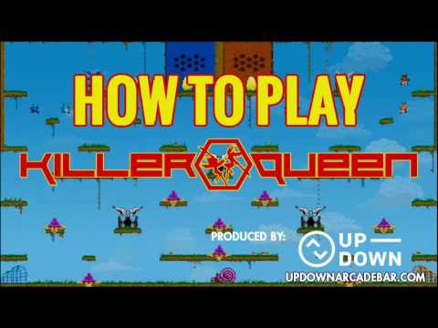 How to Play Killer Queen