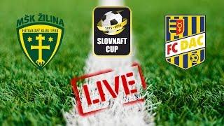 Zilina (Svk) vs D.Streda full match