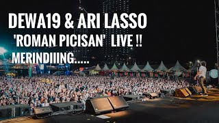 Roman Picisan LIVE DEWA 19 ARILASSO DUL WTF2019 MP3