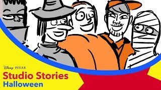 Pixar Studio Stories: Halloween | Disney•Pixar