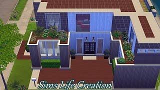 The Sims 4-- Строим красивый дом!(Всем спасибо за лайки и просмотры! Подписывайтесь на мой канал ставьте пальчики вверх,я вас Люблю! Музыка..., 2014-12-20T13:48:45.000Z)