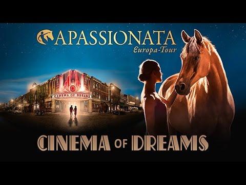 Apassionata 2017 - Cinema of Dreams / Wiener Stadthalle - Ganze Show / Full Show