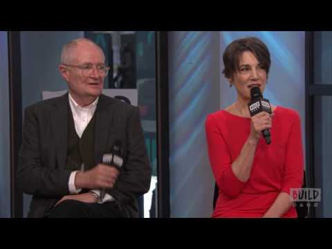 Jim Broadbent And Harriet Walter Talk About Their History Of Working Together