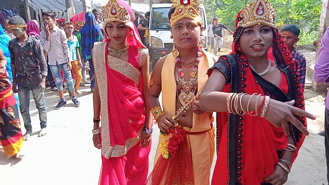 Download Krishna dance chhotu ojha sathara Aman ojha