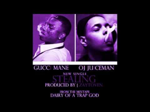 Gucci Mane & OJ Da Juiceman - Stealing (Screwed / Slowed Down)