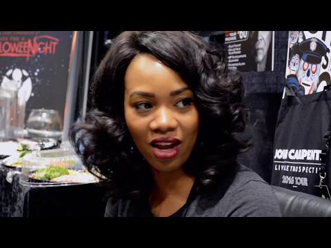 #C2E2 2017 | Keisha Howard Interviews Sandy King Carpenter | MPAC Media